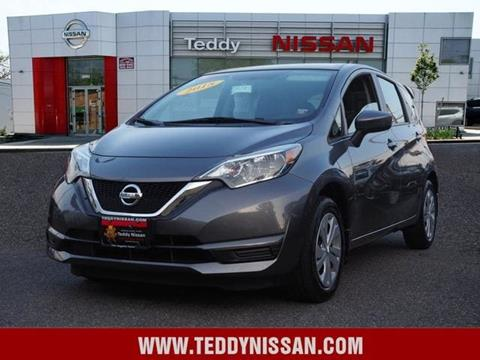 2018 Nissan Versa Note for sale in Bronx, NY