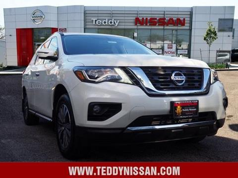 2017 Nissan Pathfinder for sale in Bronx, NY