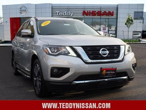 2019 Nissan Pathfinder for sale in Bronx, NY