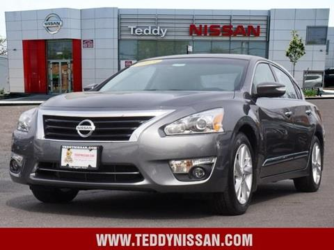 2015 Nissan Altima for sale in Bronx, NY