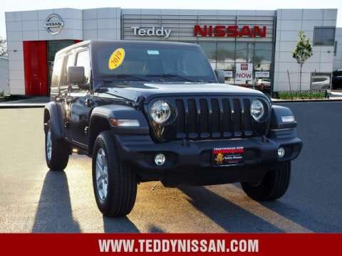 2019 Jeep Wrangler Unlimited for sale in Bronx, NY