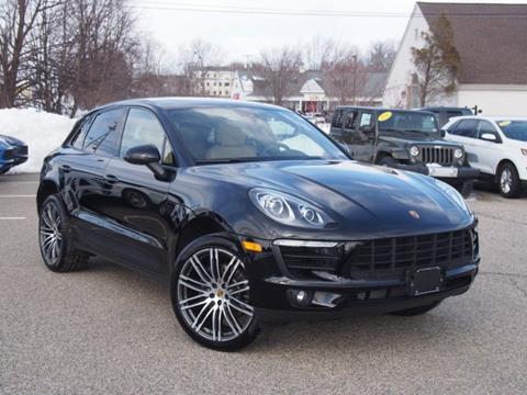 2018 Porsche Macan for sale in Stratham, NH