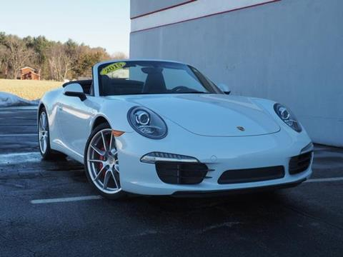 2015 Porsche 911 for sale in Stratham, NH