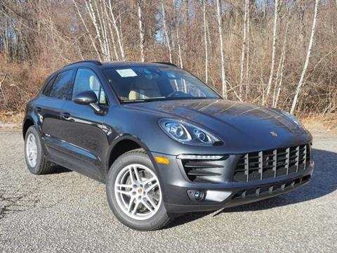 2018 Porsche Macan for sale in Stratham, NH