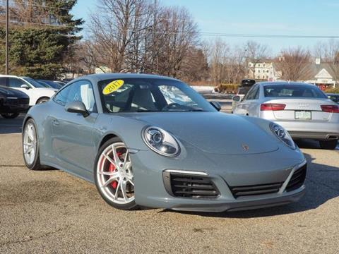 2017 Porsche 911 for sale in Stratham, NH