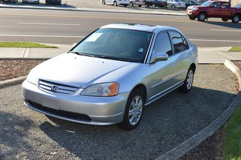 2003 Honda Civic for sale in Tacoma, WA