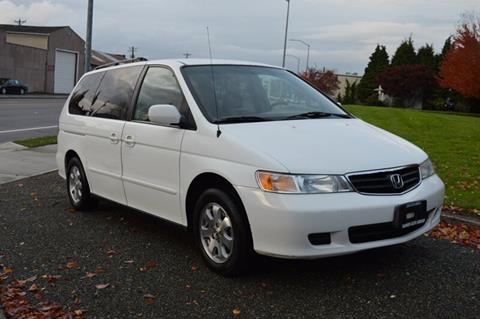 2004 Honda Odyssey for sale in Tacoma, WA