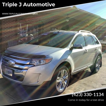 2012 Ford Edge for sale in Erwin, TN