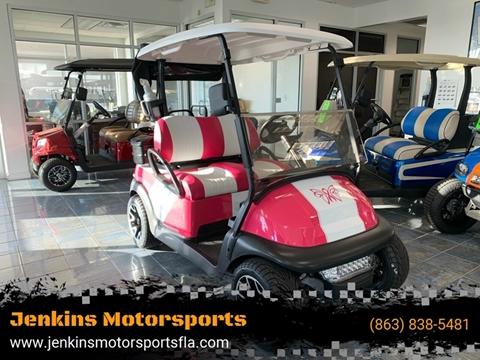 2017 Club Car Precedent i2 Electric for sale at Jenkins Motorsports in Lakeland FL