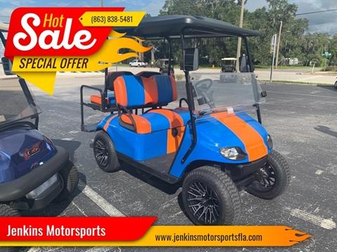 2016 EZGO TXT for sale at Jenkins Motorsports in Lakeland FL