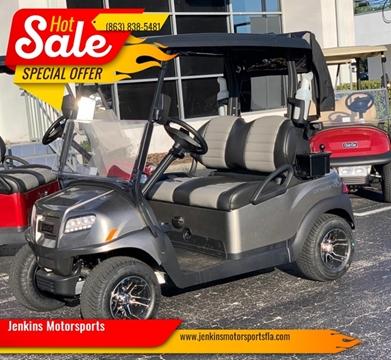 2019 Club Car Onward for sale at Jenkins Motorsports in Lakeland FL