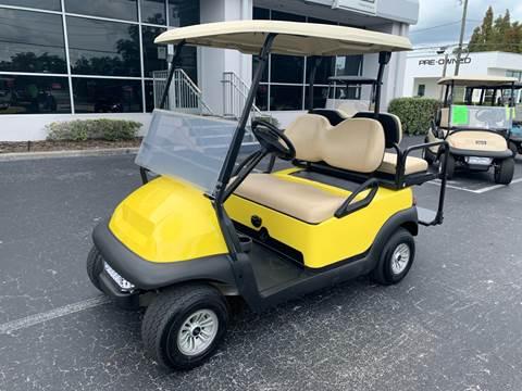 2017 Club Car Precedent for sale at Jenkins Motorsports in Lakeland FL