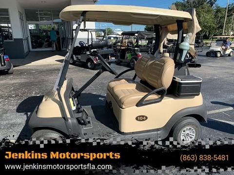 2016 Club Car Precedent Golf Cart Precedent for sale at Jenkins Motorsports in Lakeland FL