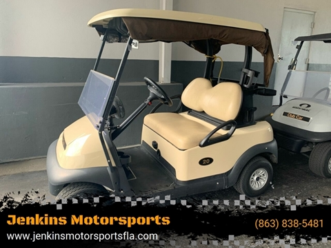 2017 Club Car Golf Cart Precedent Precedent for sale at Jenkins Motorsports in Lakeland FL