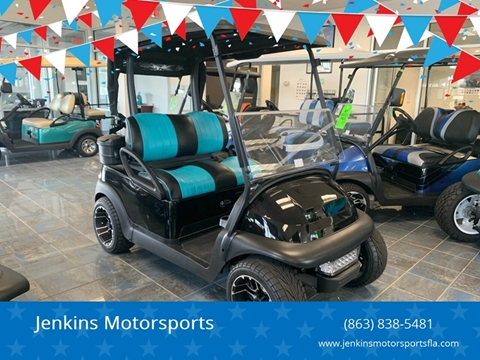 2017 Club Car Precedent Golf Cart Precedent for sale at Jenkins Motorsports in Lakeland FL