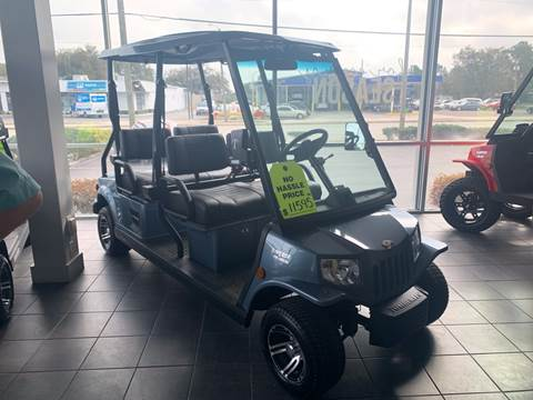 2020 Tomberlin Golf Cart Car E-Merge Revenge for sale at Jenkins Motorsports in Lakeland FL