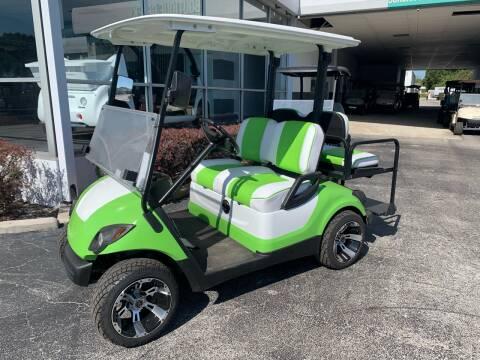 2016 Yamaha Golf Cart 48volt custom for sale at Jenkins Motorsports in Lakeland FL
