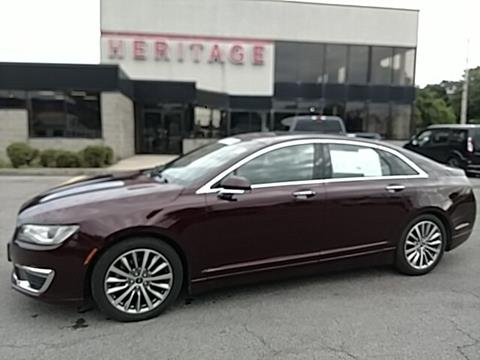 2017 Lincoln MKZ for sale in Syracuse, NY