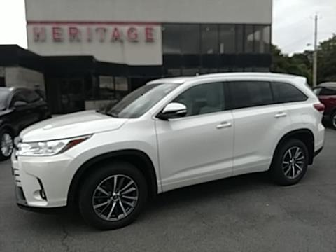2017 Toyota Highlander for sale in Syracuse, NY