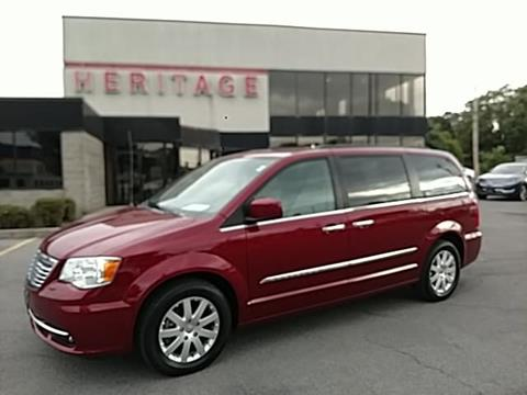 2016 Chrysler Town and Country for sale in Syracuse, NY