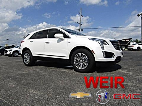 2017 Cadillac XT5 for sale in Red Bud, IL