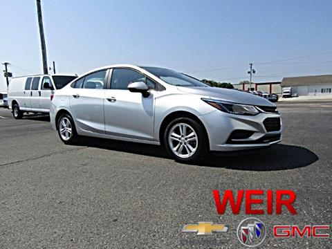 2017 Chevrolet Cruze for sale in Red Bud, IL