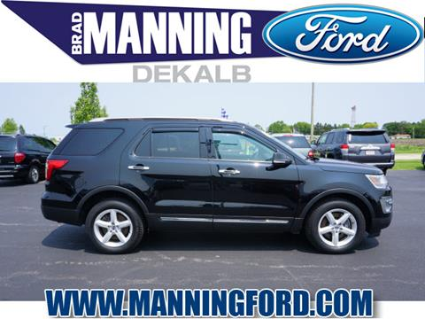 2017 Ford Explorer for sale in Dekalb, IL