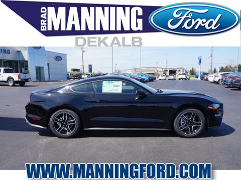 2019 Ford Mustang for sale in Dekalb, IL