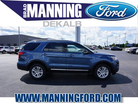 2019 Ford Explorer for sale in Dekalb, IL