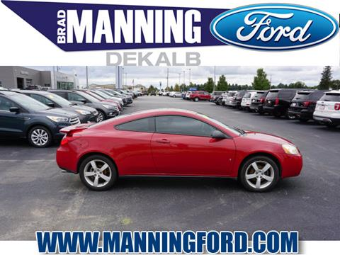 2007 Pontiac G6 for sale in Dekalb, IL