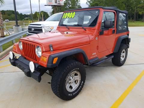 2006 Jeep Wrangler for sale in Mobile, AL