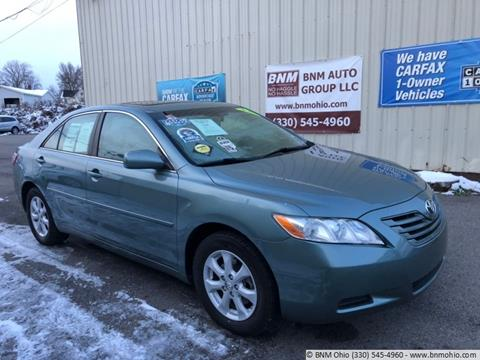 2007 Toyota Camry for sale in Girard, OH