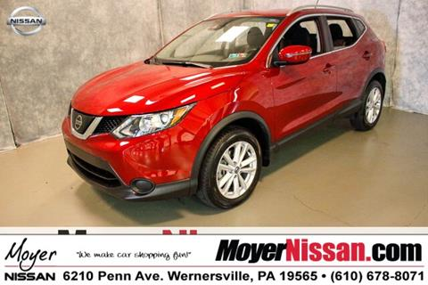2019 Nissan Rogue Sport for sale in Wernersville, PA