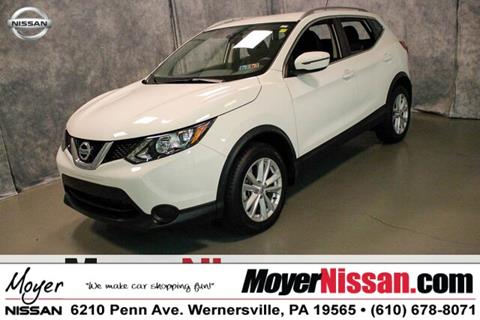 2017 Nissan Rogue Sport for sale in Wernersville, PA
