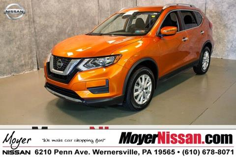 2019 Nissan Rogue for sale in Wernersville, PA