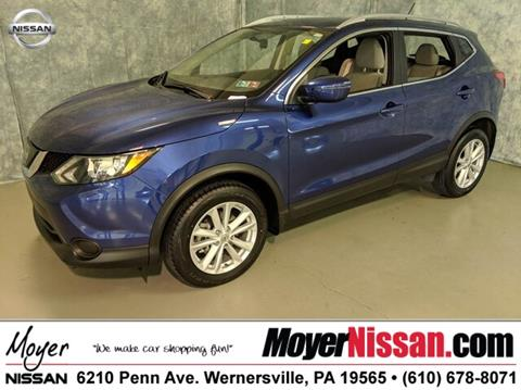 2018 Nissan Rogue Sport for sale in Wernersville, PA