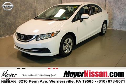2014 Honda Civic for sale in Wernersville, PA