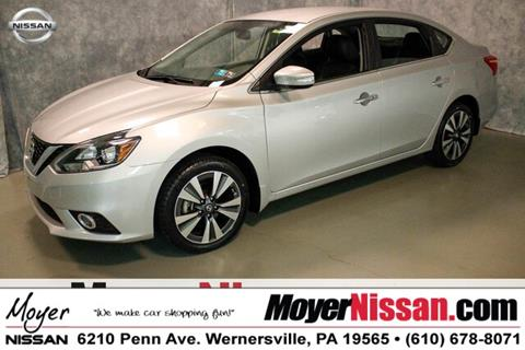 2016 Nissan Sentra for sale in Wernersville, PA