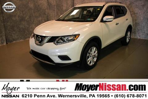 2016 Nissan Rogue for sale in Wernersville, PA