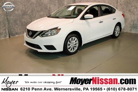 2018 Nissan Sentra for sale in Wernersville, PA