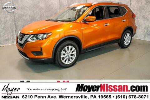 2017 Nissan Rogue for sale in Wernersville, PA