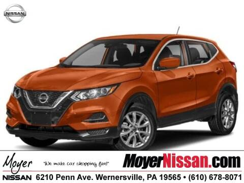 2020 Nissan Rogue Sport SV for sale at Moyer Nissan in Wernersville PA