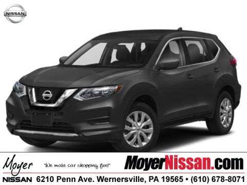 2020 Nissan Rogue SV for sale at Moyer Nissan in Wernersville PA