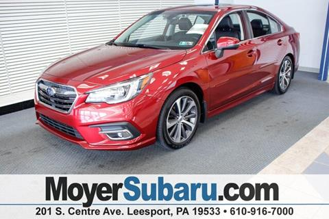 2018 Subaru Legacy for sale in Leesport, PA