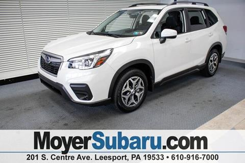2019 Subaru Forester for sale in Leesport, PA
