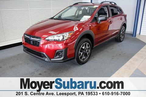 2019 Subaru Crosstrek for sale in Leesport, PA
