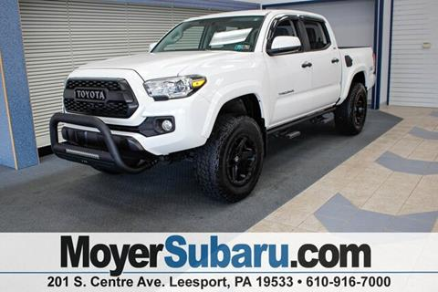2017 Toyota Tacoma for sale in Leesport, PA