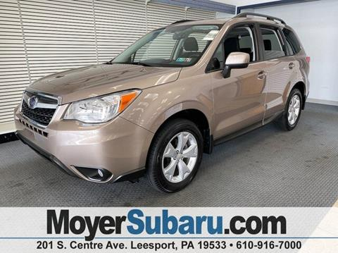 2016 Subaru Forester for sale in Leesport, PA