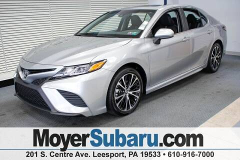 Toyota Lebanon Pa >> Used Toyota Camry For Sale In Lebanon Pa Carsforsale Com