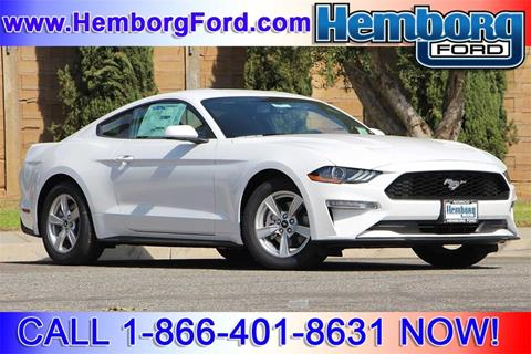 2020 Ford Mustang for sale in Norco, CA